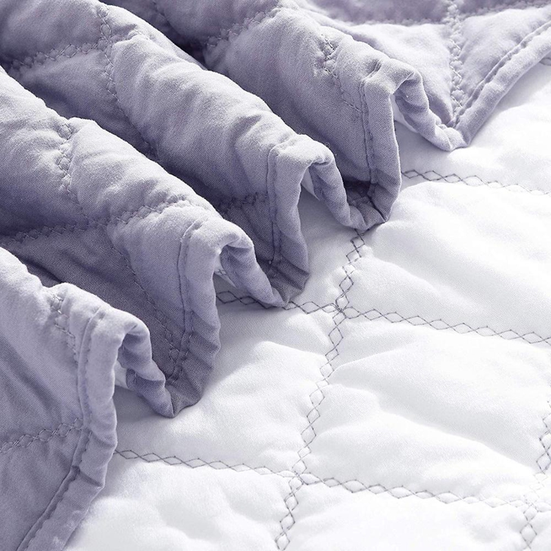 fabric enzyme washed bedspread