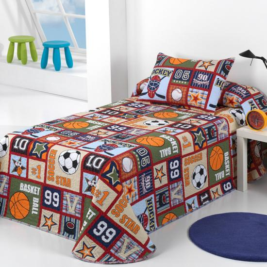 boy kids sports bedding you will love in 2019