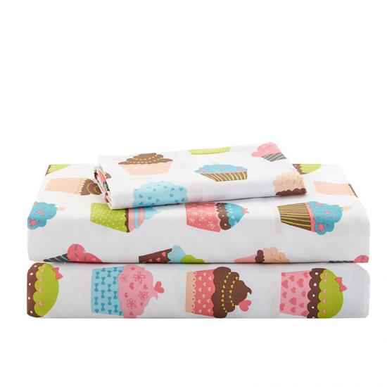 cake patterns Juvi bedding sheet set