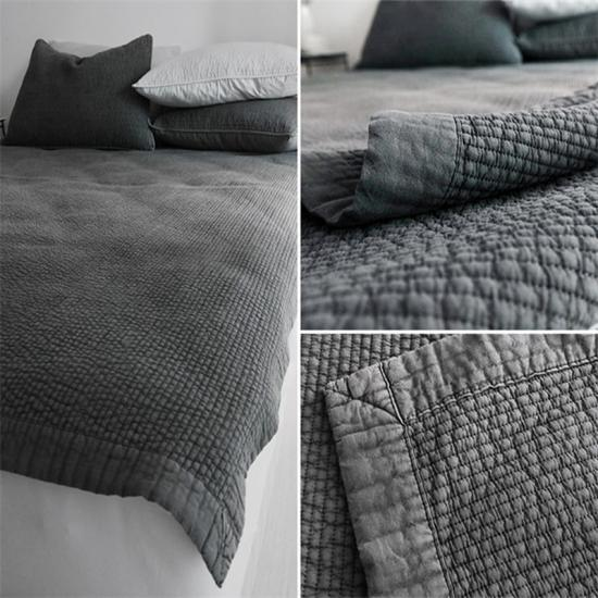 stone washed quilt covers